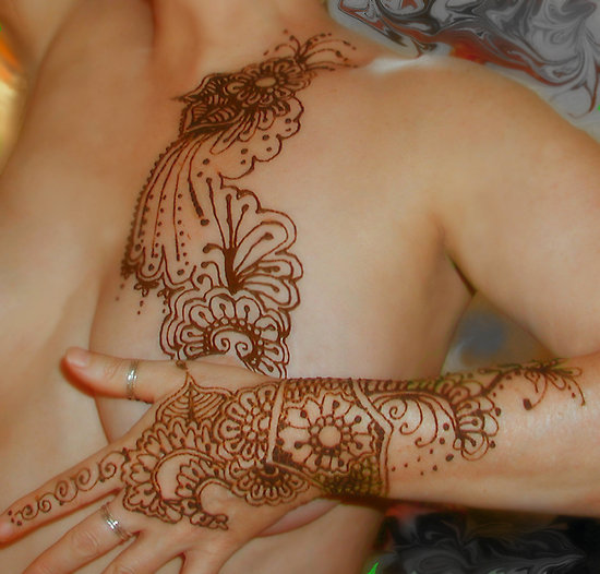 body art temporary tattoo artists