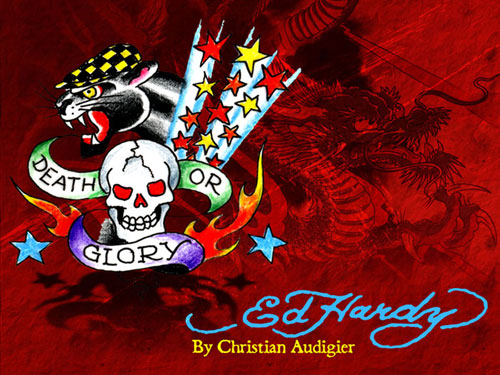 tattoo world like Ed Hardy