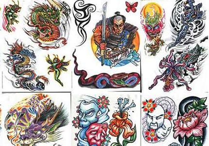 free tattoo flash without hassle. free tattoo flash without hassle