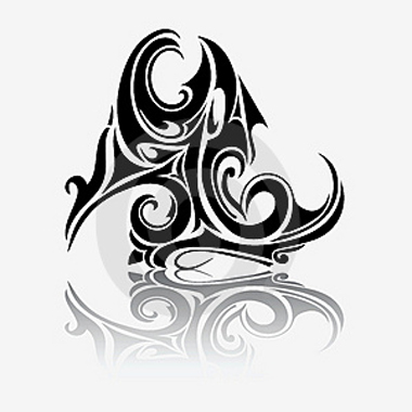 tattoo ideas maori. In this maori tattoo design