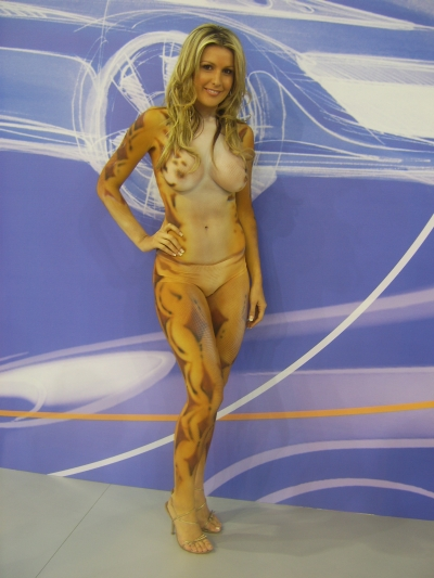 Airbrush Body Art: The Original since 1985 Australian Temporary Tattoos