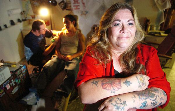 "Spirit Tattooing with Jennifer Moore "" Healing Tattoos Interview"