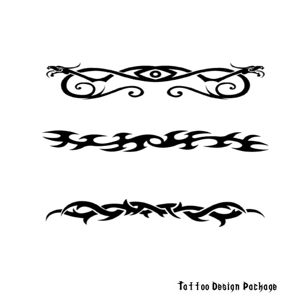 armband tribal tattoo designs