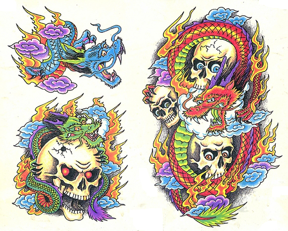 The #1 free tattoo designs site. Need tattoo ideas?