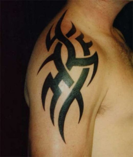 galleries of tribal and celtic tattoo designs
