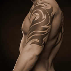 tattoo tribal arm designs