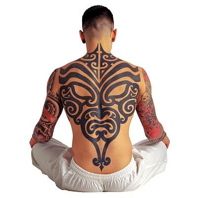 tattoos tribal